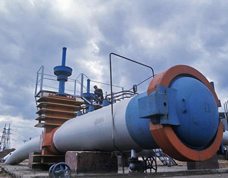 Головное сооружение нефтепровода
