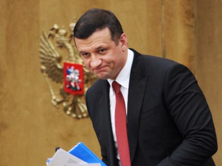 Дмитрий Савельев. Фото: РИА Новости