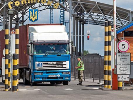 Украинско-российская граница. Фото: PhotoXPress