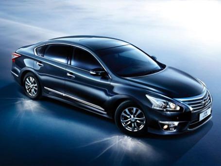 Nissan Teana. Фото: nissan-global.com