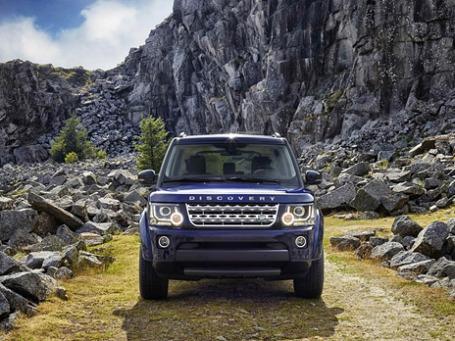 Land Rover Discovery. Фото: landrover.com