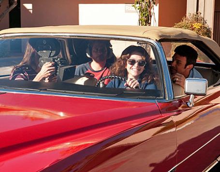 Кадр из фильма «Лавлэйс». Фото предоставлено кинокомпанией «Парадиз»