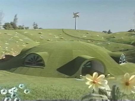 Кадр из телепрограммы «Телепузики»