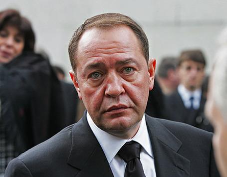 Бывший глава Минпечати и экс-советник президента России Михаил Лесин. Фото: ИТАР-ТАСС