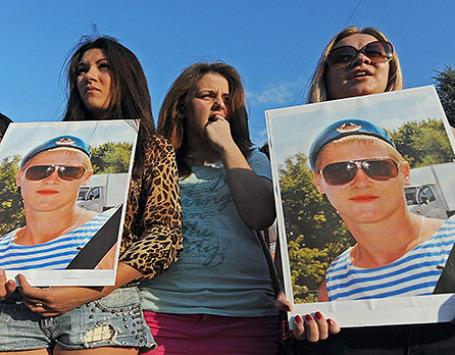Народный сход в Пугачеве. Фото: ИТАР-ТАСС