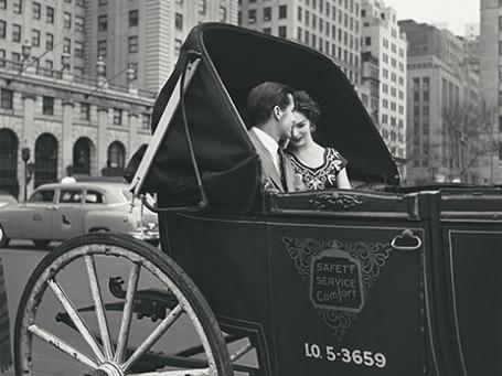 Фото  Вивьен Майер. 1953.  Предоставлено Центром Фотографии имени братьев Люмьер