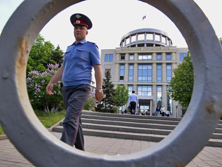 Здание Московского городского суда. Фото: РИА Новости
