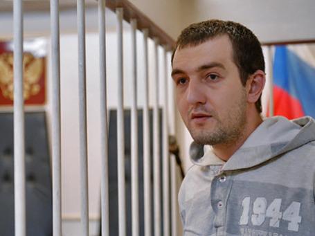 Илья Пьянзин, обвиняемый в подготовке покушения на Владимира Путина. Фото: РИА Новости