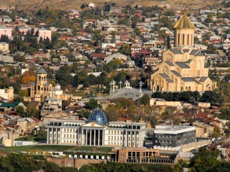 Президентский дворец в Грузии. Фото: РИА Новости
