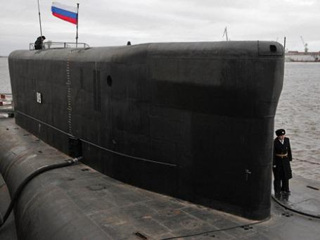 Атомный подводный крейсер «Александр Невский». Фото: РИА Новости