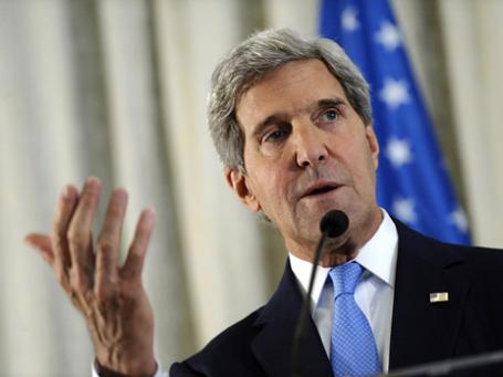 Госсекретарь США Джон Керри. Фото: Reuters