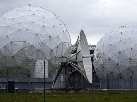 Наблюдательная военная база Агентства национальной безопасности США. Фото: Reuters