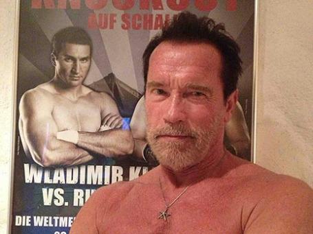 Арнольд Шварценеггер. Фото: twitter.com/Schwarzenegger