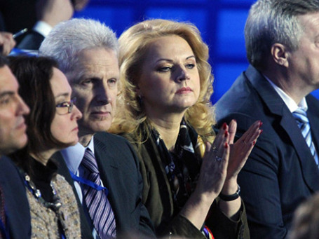 Татьяна Голикова. Фото: РИА Новости