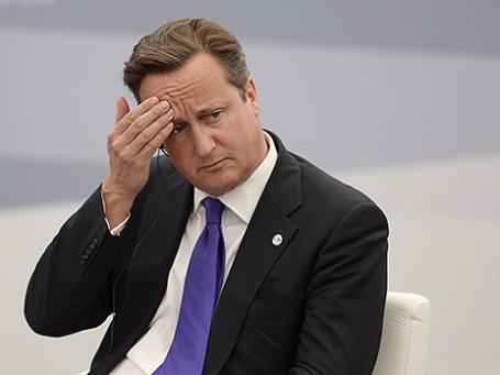 Премьер-министр Великобритании Дэвид Кэмерон. Фото: Reuters