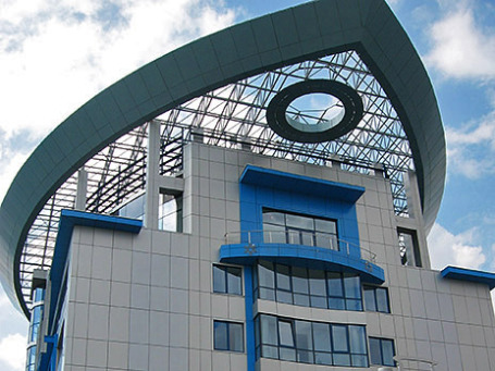 Частный бизнес-парк в Елабуге. Фото: Валерий Котельников для BFM.ru