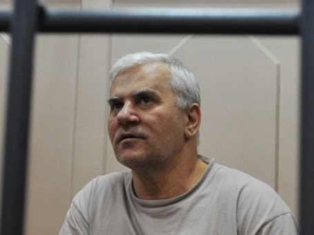 Экс - мэр Махачкалы Саид Амиров. Фото: РИА Новости