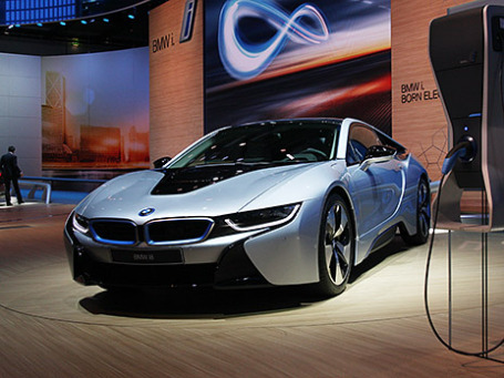 BMW i8. Фото: Алексей Аксенов/BFM.ru