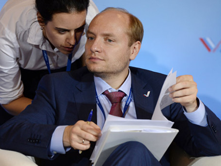 Александр Галушка. Фото: РИА Новости