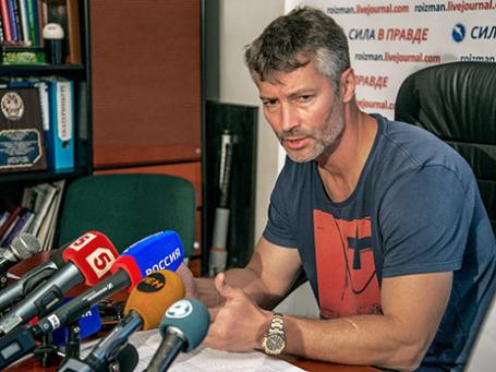 Избранный мэр Екатеринбурга Евгений Ройзман. Фото: РИА Новости