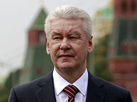 Сергей Собянин, одержавший победу на выборах мэра Москвы. Фото: РИА Новости