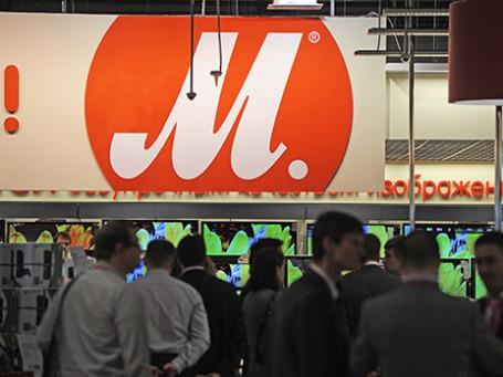 Салон продаж «М. Видео». Фото: Григорий Собченко/BFM.ru