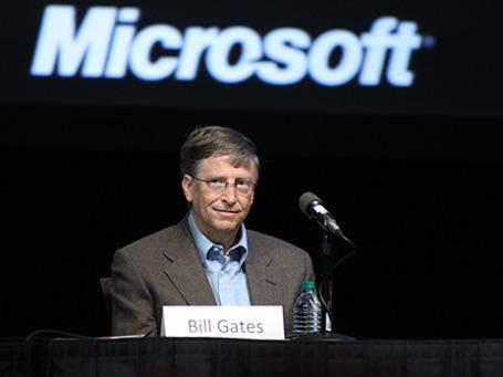 Глава  корпорации Microsoft Билл Гейтс. Фото: Reuters