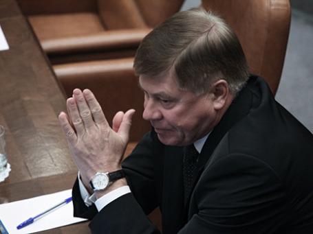 Председатель Верховного суда РФ Вячеслав Лебедев. Фото: РИА Новости