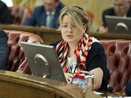 Наталья Сергунина. Фото: mos.ru