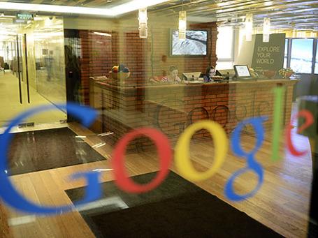 Офис компании Google в Москве. Фото: Григорий Собченко/BFM.ru
