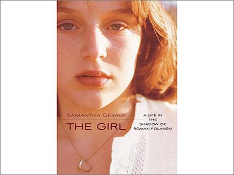 Обложка книги Саманты Геймер «Девочка. Жизнь, прожитая в тени Романа Полански». Фото: simonandschuster.biz