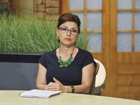 Телеведущая Роза Сябитова. Фото: PhotoXpress