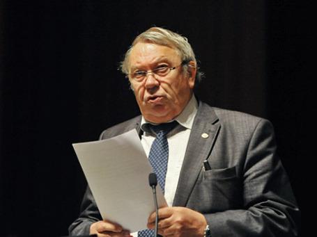 Президент РАН Владимир Фортов. Фото: РИА Новости