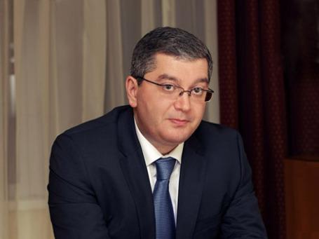 Директор по маркетингу «Бентус лаборатории» Рубен Симонян. Фото предоставлено пресс-службой