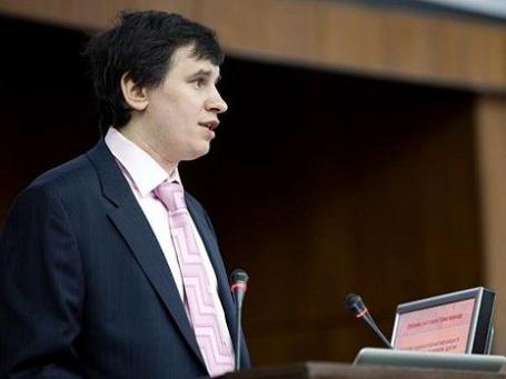 Сергей Сапельников. Фото: rosreestr.ru