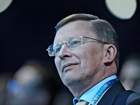 Руководитель администрации президента РФ Сергей Иванов. Фото: ИТАР-ТАСС