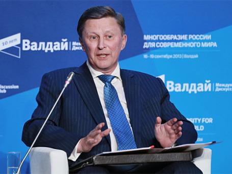 Сергей Иванов. Фото: РИА Новости