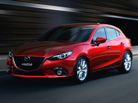 Mazda 3. Фото: mazda.com