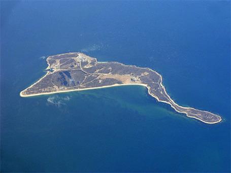 Остров Плам. Фото: wikipedia.org