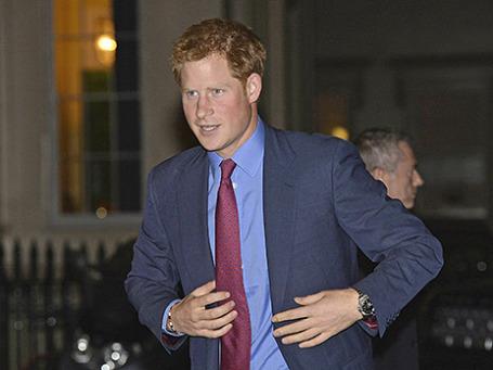 Принц Гарри. Фото: Reuters