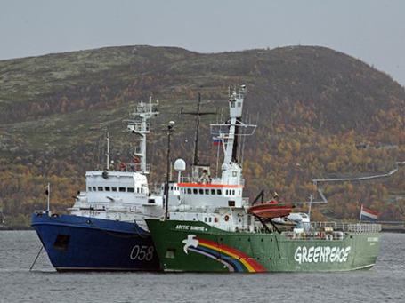 Фото: Igor Podgorny / Greenpeace