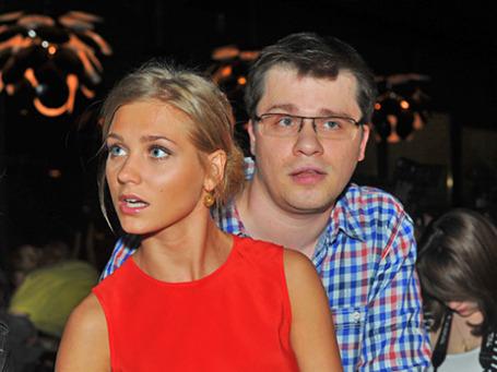 Гарик Харламов и Кристина Асмус. Фото: PhotoXPress