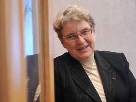 Светлана Ганнушкина. Фото: РИА Новости