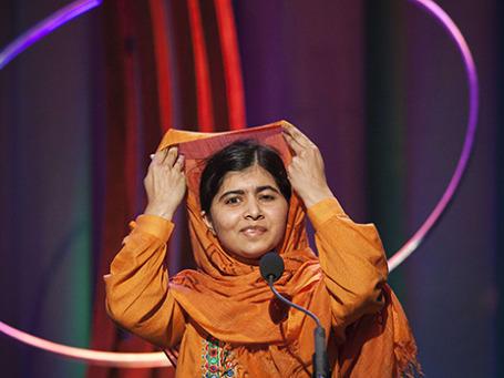 Малалу Юсуфзай. Фото: Reuters
