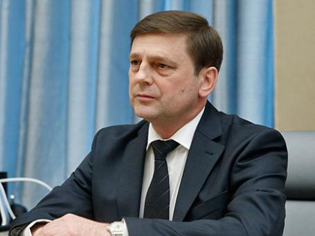 Новый руководитель Федерального космического агентства (Роскосмос) Олег Остапенко. Фото: РИА Новости