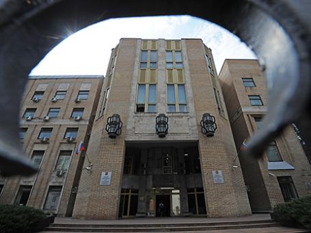 Здание Высшего арбитражного суда. Фото: Григорий Собченко/BFM.ru