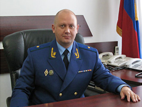 Алексей Захаров. Фото: mosoblproc.ru