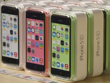 Iphone 5C. Фото: Reuters