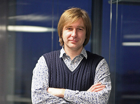 Руководитель проекта Таргет Mail.Ru Михаил Козлов. Фото предоставлено пресс-службой
