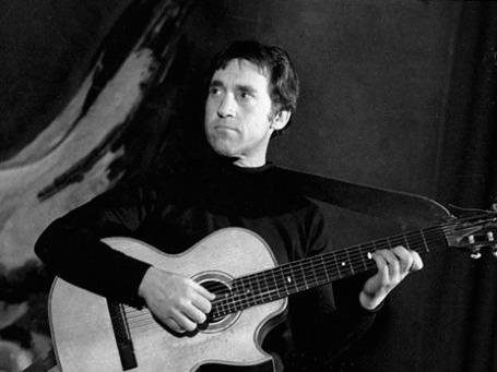 Владимир Высоцкий. 1979 г. Фото: РИА Новости